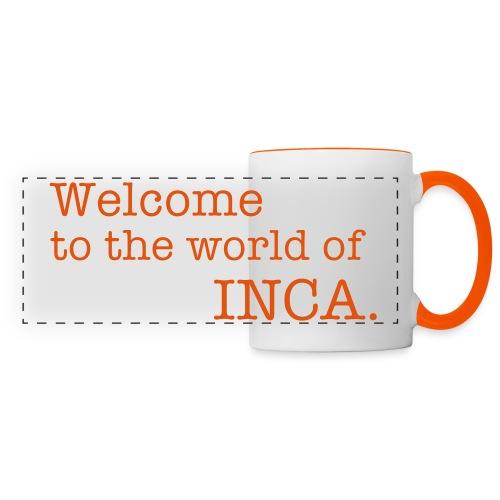 Welcome to the world of INCA - Panoramic Mug