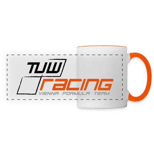 TUW Racing Logo Groß - Panoramatasse
