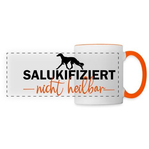 Saluki - nicht heilbar - Panoramatasse