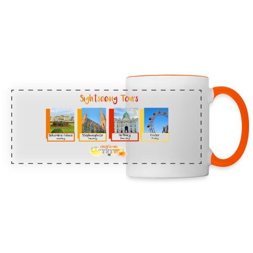 EG21 Sightseeing Tours - Panoramic Mug