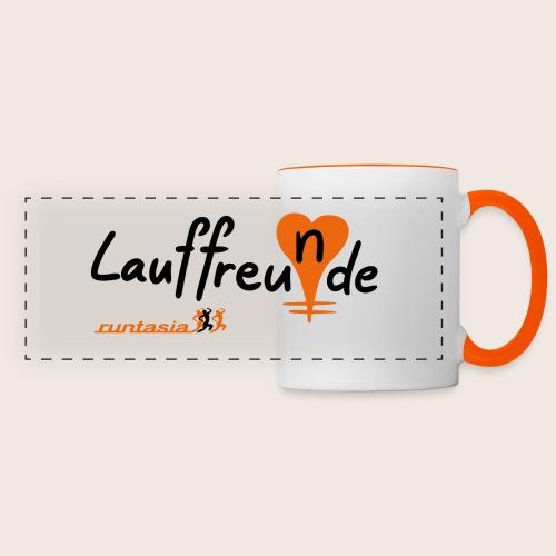 Lauffreu(n)de - Panoramatasse