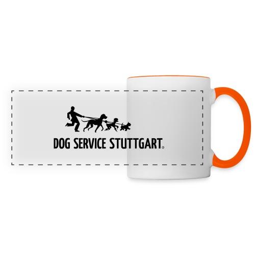 Dog Service Stuttgart horizontal - Panoramatasse