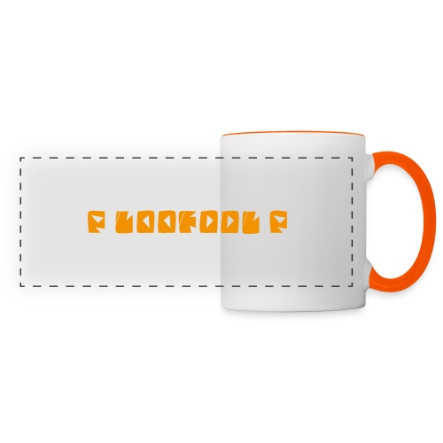 P loofool P - Orange logo - Panoramakopp