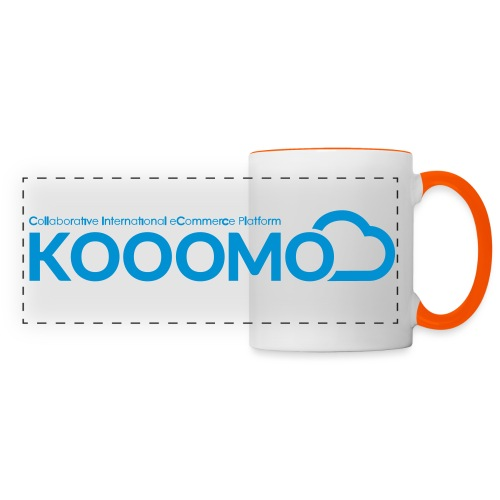 kooomo - Panoramic Mug