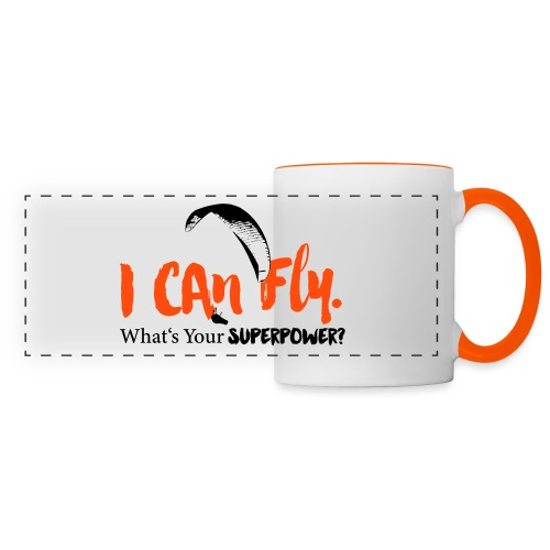 I can fly. What's your superpower? - Panoramatasse