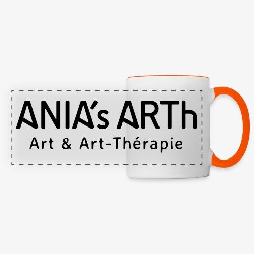 ANIA's ARTh Logo - Panoramatasse