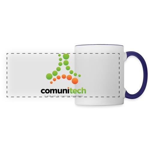 Comunitech - Tazza con vista