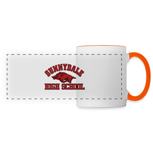 Sunnydale High School logo merch - Panoramamok