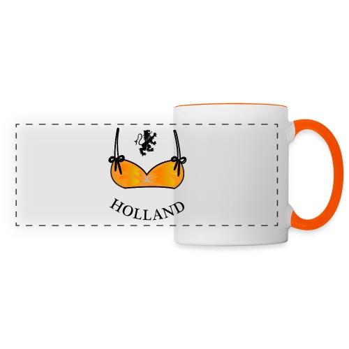 Voetbal Bikini Nederlandse Leeuwin Oranje - Panoramamok