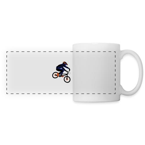 BMX Rider Dark - Panoramamok