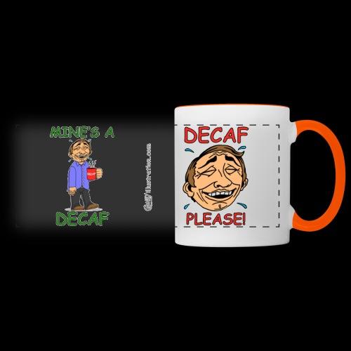 Decaf Mug - Panoramic Mug