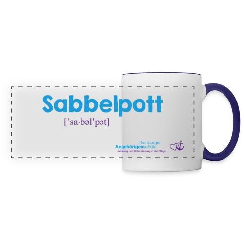 01 Sabbelpott - Panoramatasse