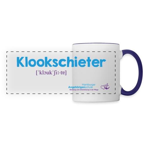 Klookschieter - Panoramatasse