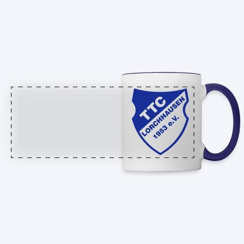 TTC Wappen - Panoramatasse