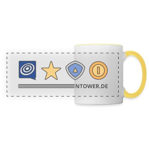 ntower items - Panoramatasse
