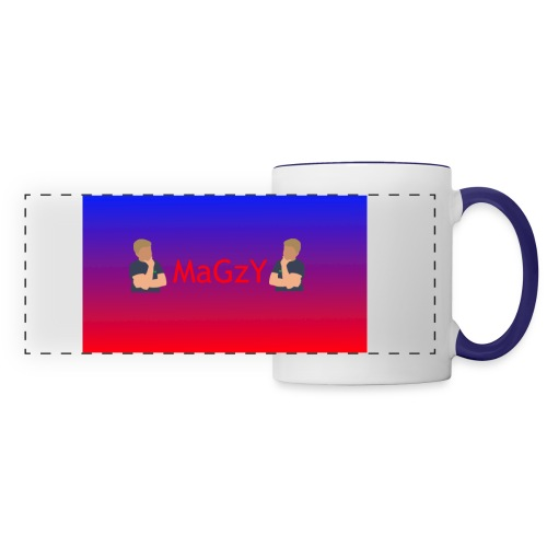 banner png - Panoramic Mug