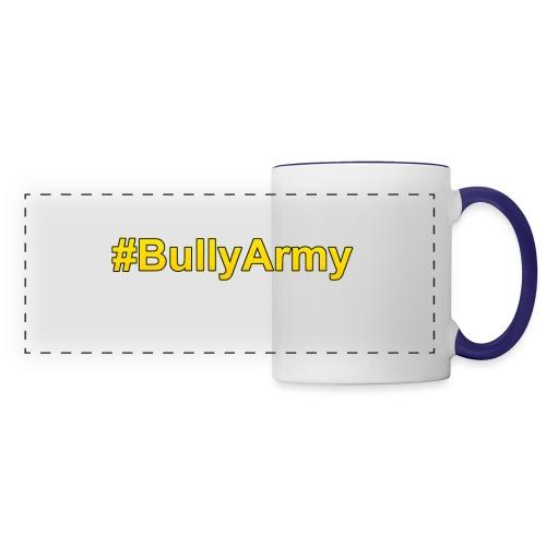 BullyArmyTassen - Panoramatasse