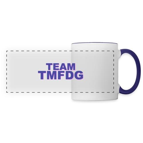Collection : 2019 Team TMFDG - Mug panoramique contrasté et blanc