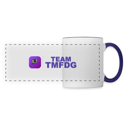 Team TMFDG | Collection 2020 - Mug panoramique contrasté et blanc