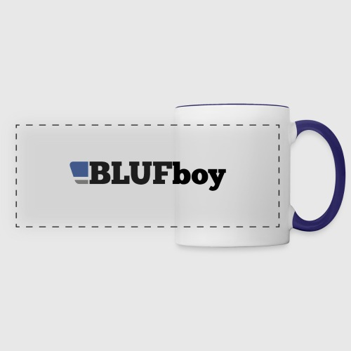 BLUF Boy - Panoramic Mug