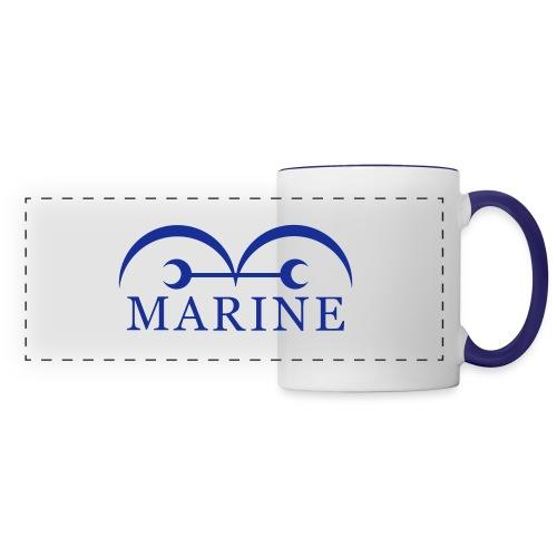 Marines - Taza panorámica