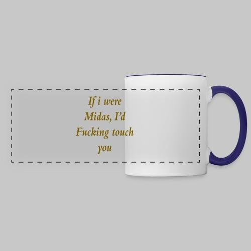 I hate you, basically. - Panoramic Mug