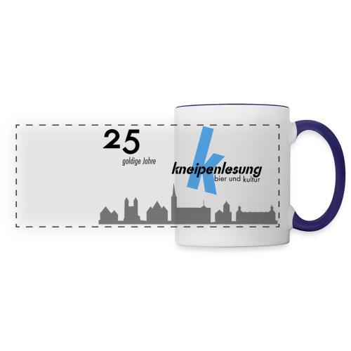 25 Jahre Tasse - Panoramatasse