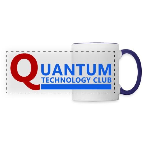 Quantum Tech Club Logo - Panoramic Mug