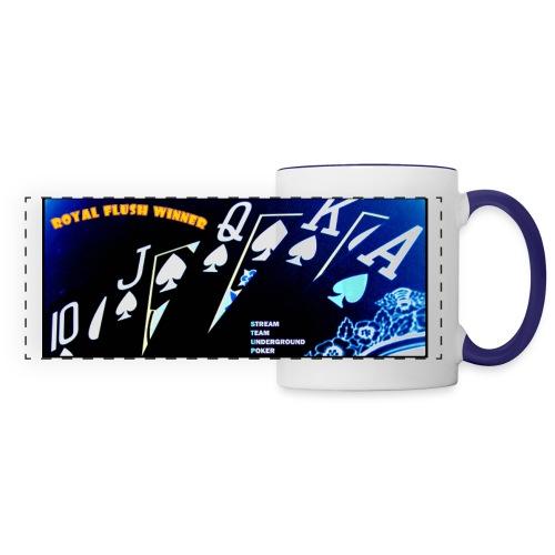 mug_pok - Mug panoramique contrasté et blanc