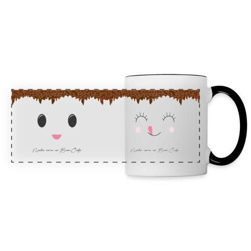 taza un buen café - Taza panorámica