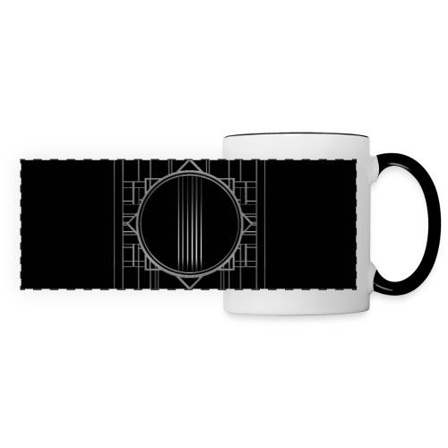 Femme Fatale artdeco - Panoramic Mug