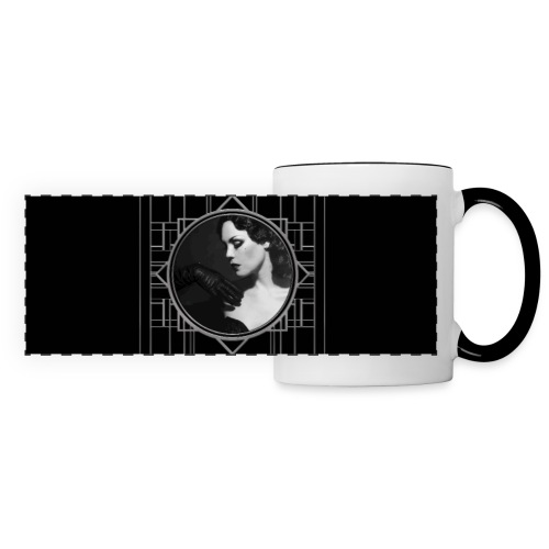 Femme Fatale Xarah Design 3 - Panoramic Mug