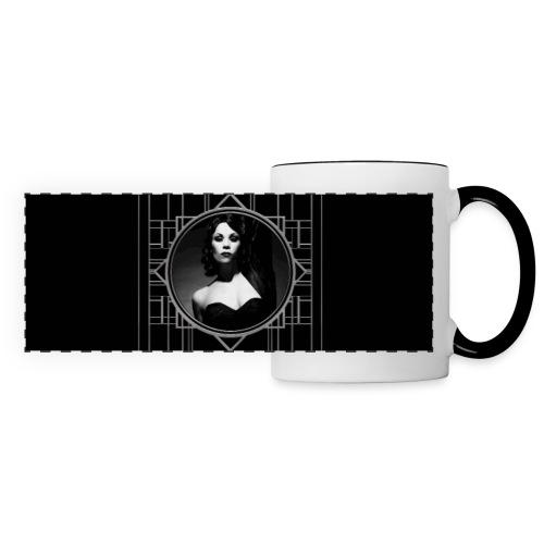 Femme Fatale Xarah Design 1 - Panoramic Mug