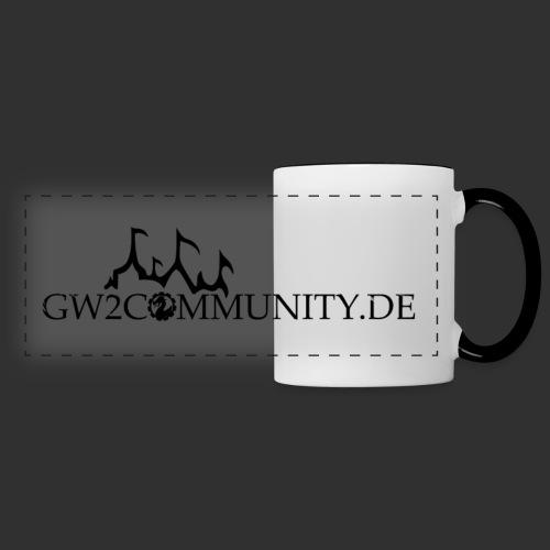 gw2community logo schwarz - Panoramatasse