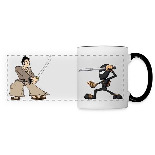 Colour Samurai - Panoramic Mug