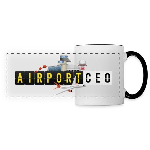 The Airport CEO - Panoramic Mug