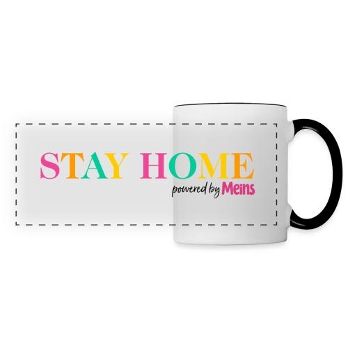 STAY HOME - Panoramatasse