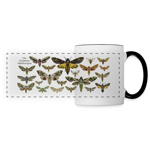 Hawkmoth cup - Panoramatasse