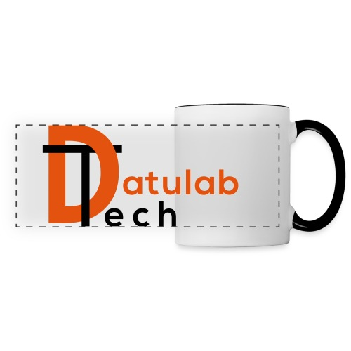 Datulab Tech Logo - Panoramic Mug