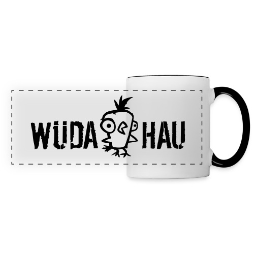 Vorschau: Wüda Hau - Panoramatasse