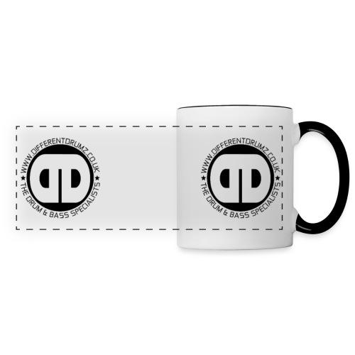 Different Drumz Double Logo 2020 Black - Panoramic Mug