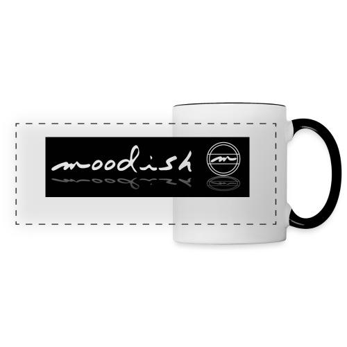 moodish Logo gesamt Spieg - Panoramatasse
