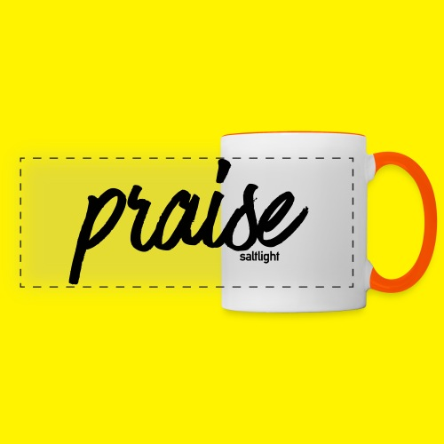 Praise (BLACK) - Panoramic Mug