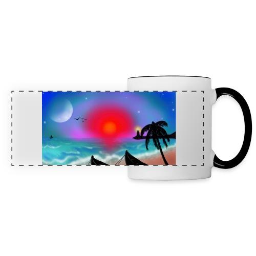SUNSET BEACH - Panoramatasse