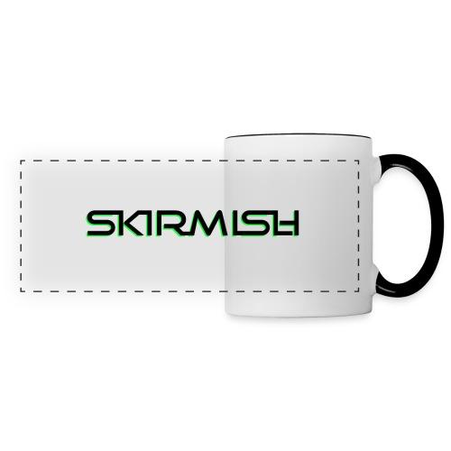 Skirmish Logo 2 png - Panoramic Mug