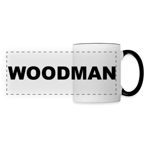 WOODMAN - Panoramatasse