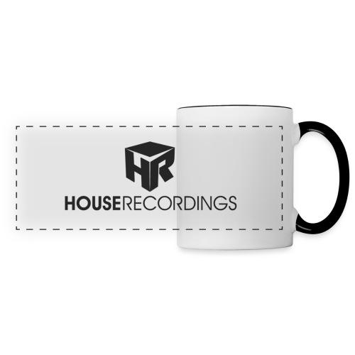 hr_logo__black - Panoramic Mug