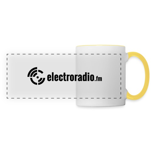 electroradio.fm - Panoramic Mug
