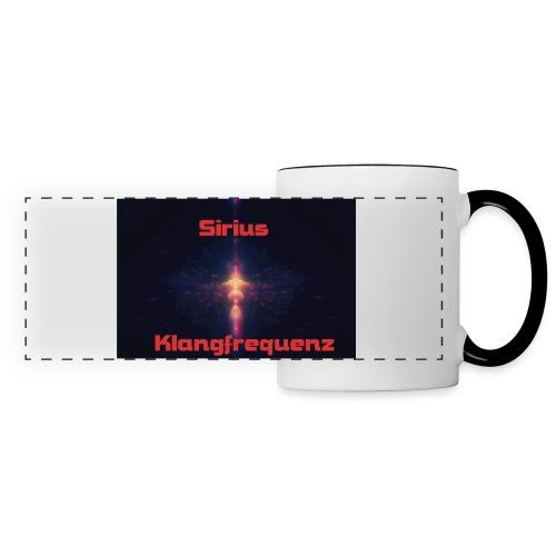Sirius Klangfrequenz Galaxy - Panoramatasse