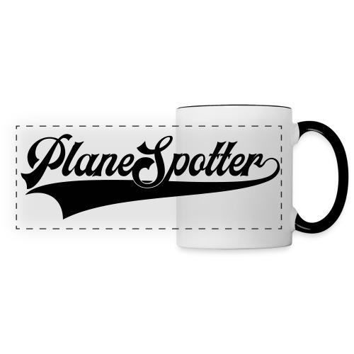 PlaneSpotter Retro - Kubek panoramiczny